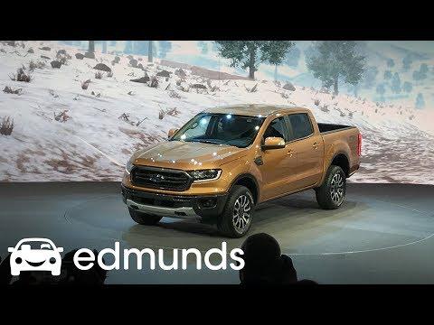 2019 Ford Ranger | Unveil | Edmunds