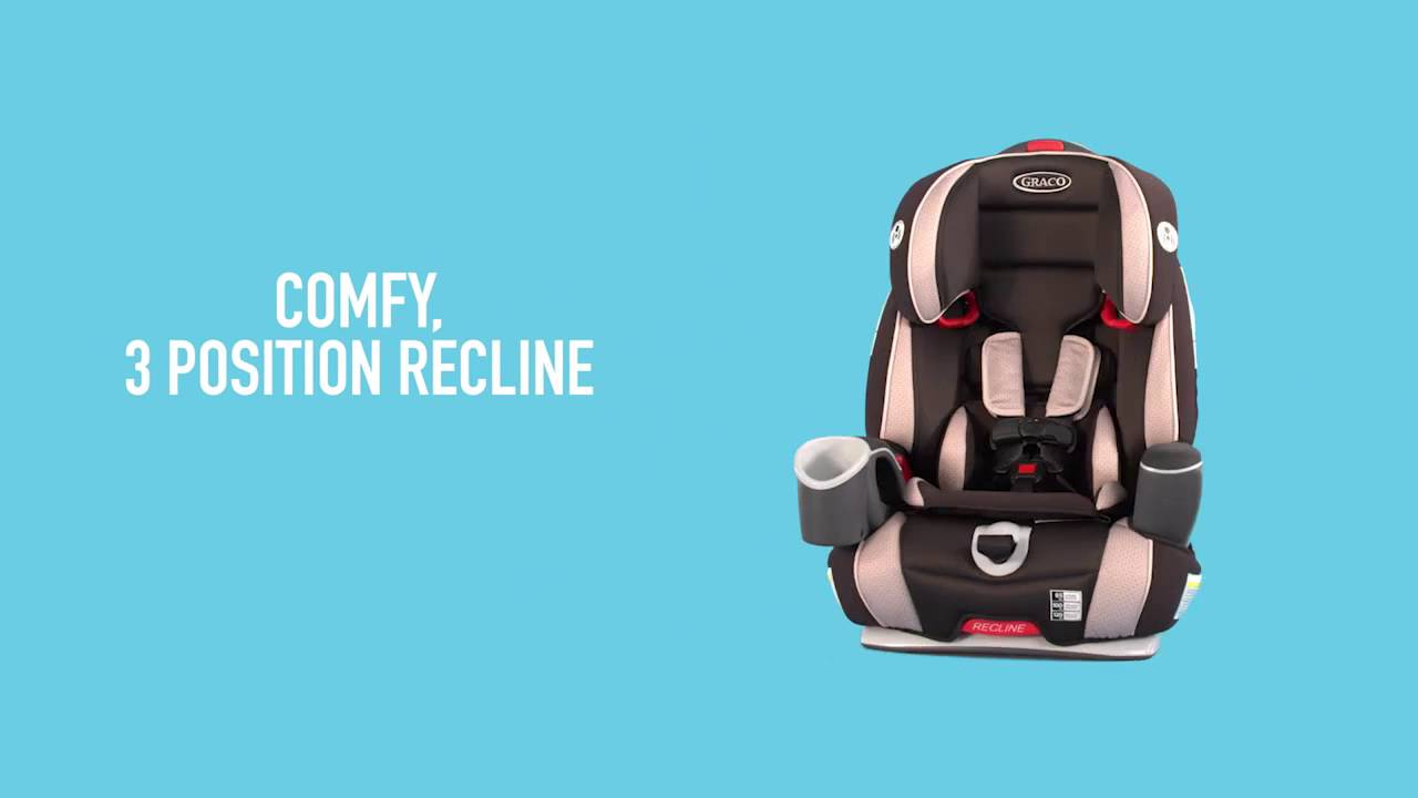 graco argos 80 elite 3 in 1 car seat youtube. Black Bedroom Furniture Sets. Home Design Ideas