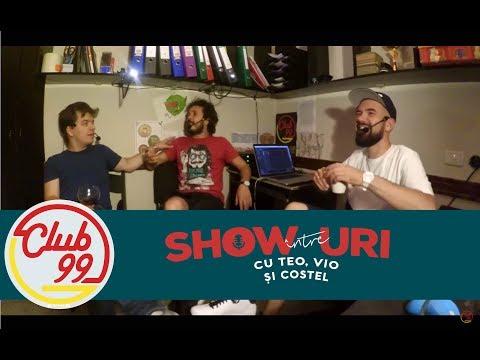 Podcast #103 | Bautura si Finlanda cu Toma | Intre showuri cu Teo Vio si Costel