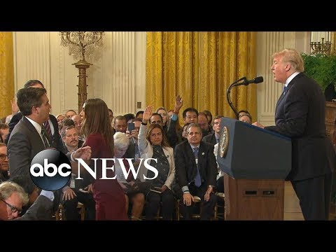 Judge orders Trump administration to restore Jim Acosta's press credentials