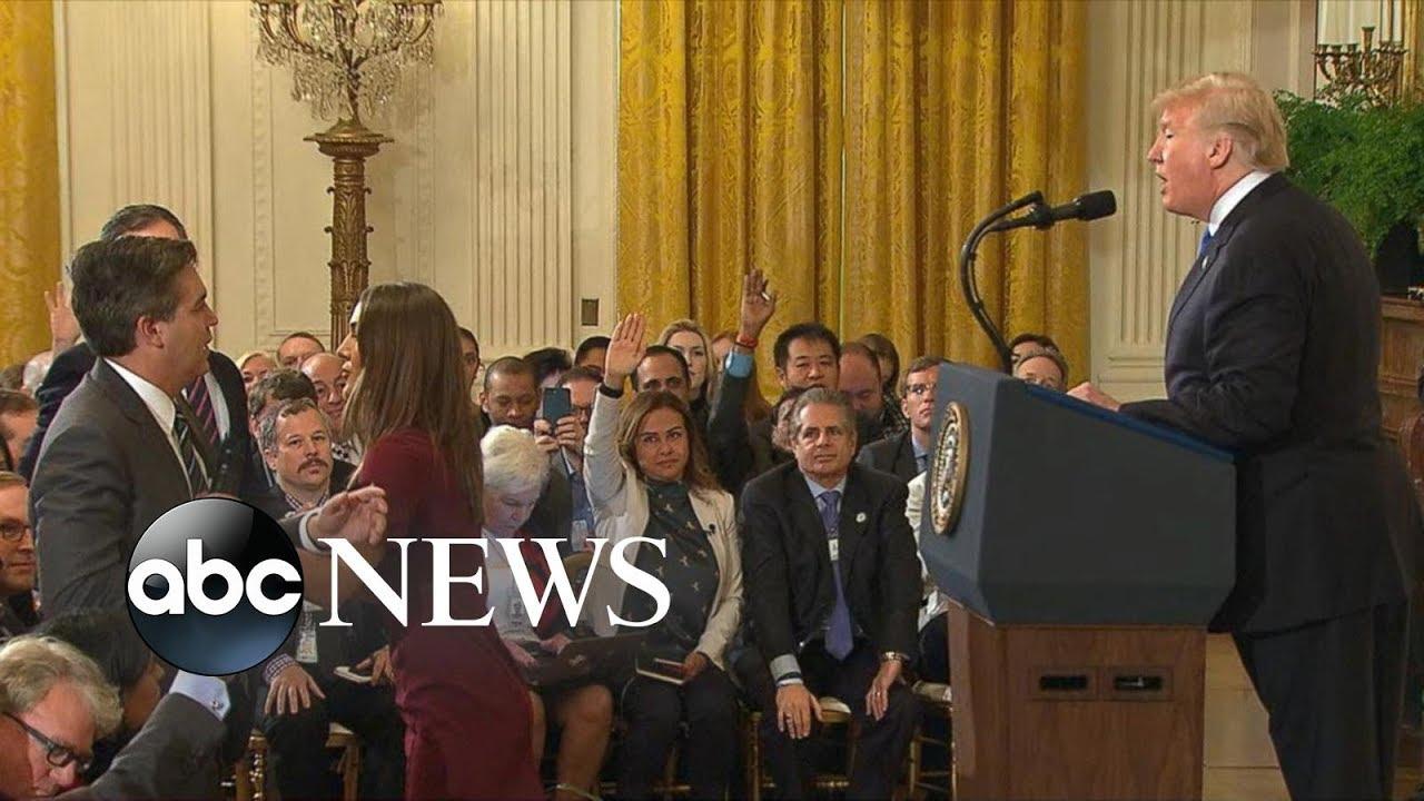 Judge orders Trump administration to restore Jim Acosta's press credentials