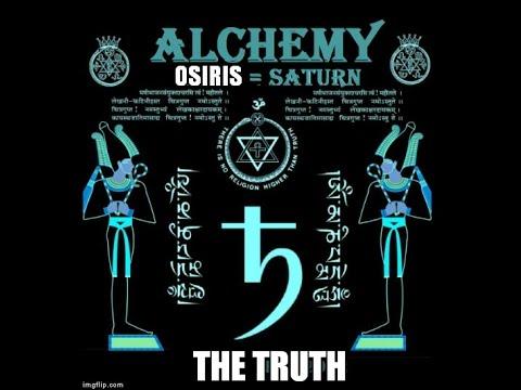 The Osiris Saturn EL Connection - The True Story of EL and Horus - Evan Lefavor Revealed!