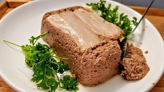 CÁCH LÀM PATE GAN _ PATE BÁNH MÌ THƠM NỨC MŨI KHÔNG TANH MÙI GAN     Linh Vương Food