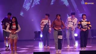 윌리웡카&BOYS (Lizzo) + Runaway Baby (Bruno Mars) + Cocky + Bills - 2018 A.STAGE