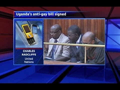 UN responds to Ugandan Bill on homosexuality