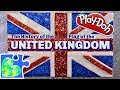Play-Doh Flag of the United Kingdom! || Union Jack || World Flags