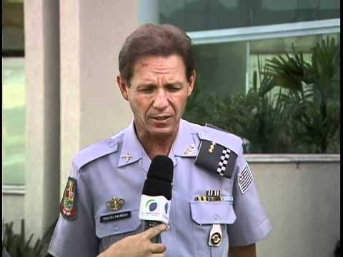 TV Costa Norte - Polícia Ambiental de Guarujá recebe certificados
