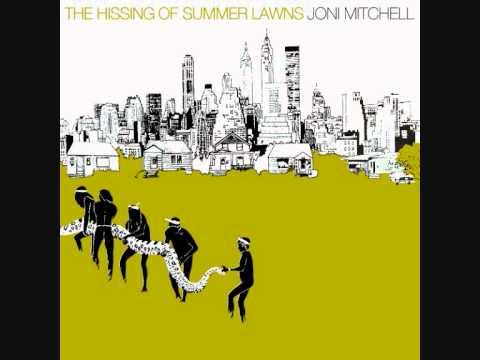 Joni Mitchell - The Boho Dance
