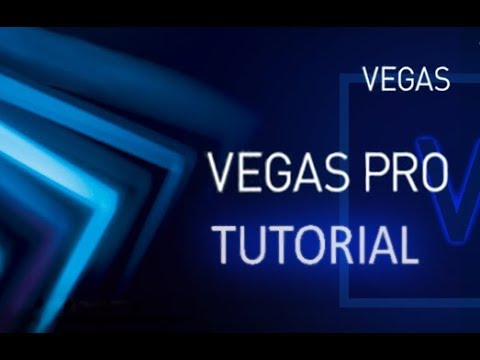 Vegas Pro 16 - Full Tutorial for Beginners [COMPLETE - 16 MI