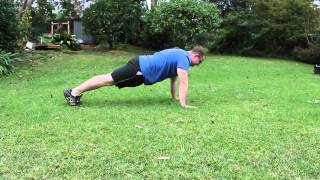 Beep Test Quick Tip #3   Pushups