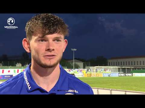 U21s | Oliver Burke Interview | France 0-1 Scotland | Toulon Tournament 2018
