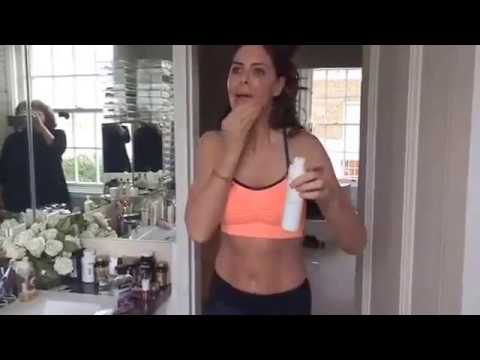 My Mad Morning Exercise Routine - Waking Up and Getting Ready | TRINNY