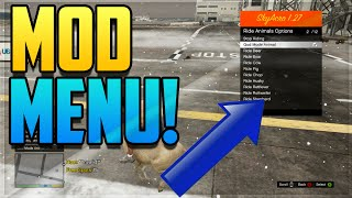 GTA 5 Online: FREE MOD MENU XBOX 360! SKY ACRO 6.5 MOD MENU SHOWCASE! + DOWNLOAD