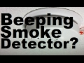 Smoke Detector Beeping - Causes and Solutions