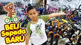 Drama Praya Beli Sepeda Baru Untuk Adik Pringga - Kring Kring Ada Sepeda Baru