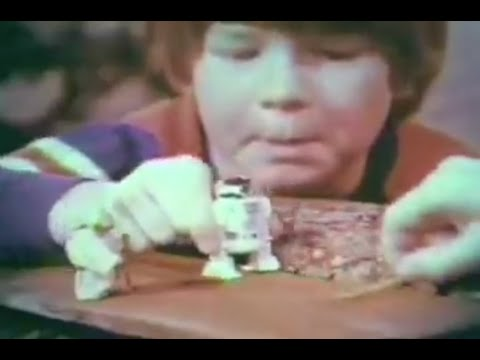 The Empire Strikes Back - All 1978-1982 Kenner Toy Commercials and Most Palitoy Ads - Star Wars