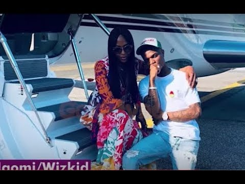 ARE THEY DATING ? NAOMI CAMPBELL AND WIZKID