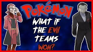 RAINBOW ROCKET!? What If the Evil Teams Were Successful? (Pokémon Ultra Sun/Ultra Moon Speculation)