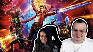 Guardians of the Galaxy 2 REACTION