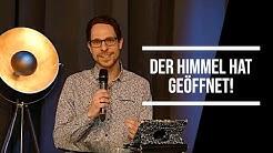 10.04.2020 // KARFREITAG-GOTTESDIENST // JESUS CENTRUM KASSEL // DER HIMMEL HAT GEÖFFNET