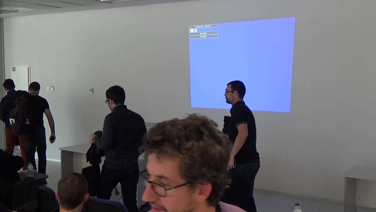 Image from Lightning talks 2014-11-09 13:00