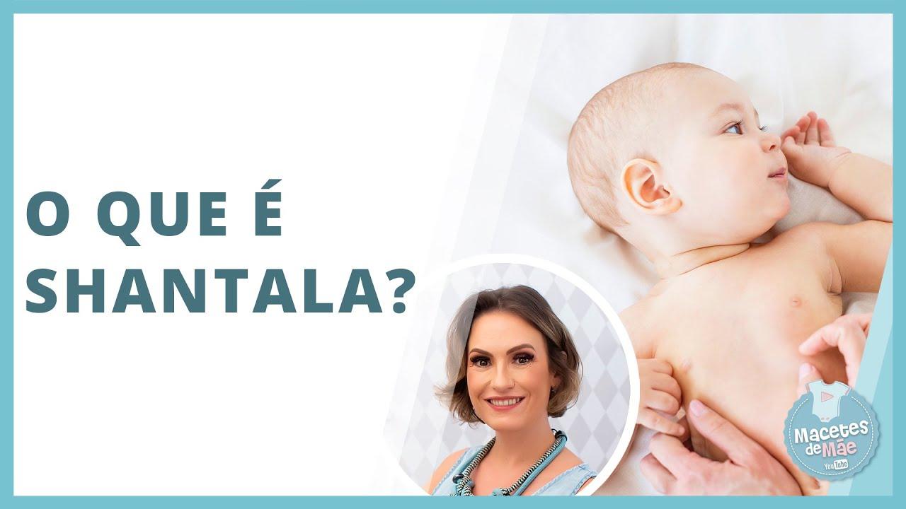 CONHEÇA A SHANTALA, a massagem RELAXANTE para BEBÊS | MACETES DE MÃE