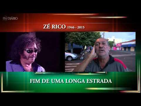 Zé Rico - Fim de uma longa estrada