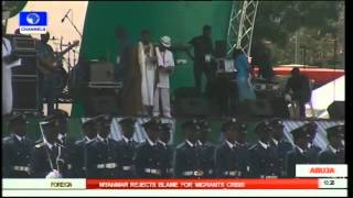 #Nigeria2015: Inauguration Day Opening Prayer