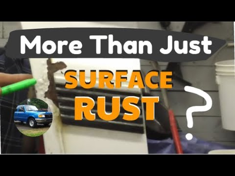 Should You Buy a Car with Surface Rust?