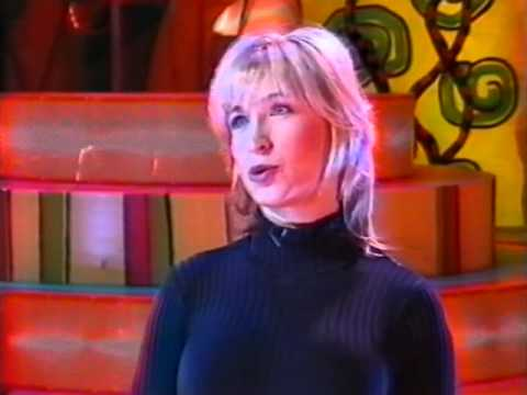 Cynthia Rothrock on 'What's Up Doc' (UK TV)