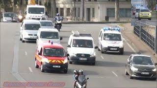 SPVL VL / BSPP & POLICE NATIONALE (PARIS 75)