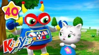 DingDong Bell | Plus More Nursery Rhymes | by KiiYii | Nursery Rhymes & Kids Songs | ABCs and 123s