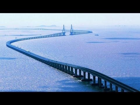 Top 10 Most Longest Bridges In Asia