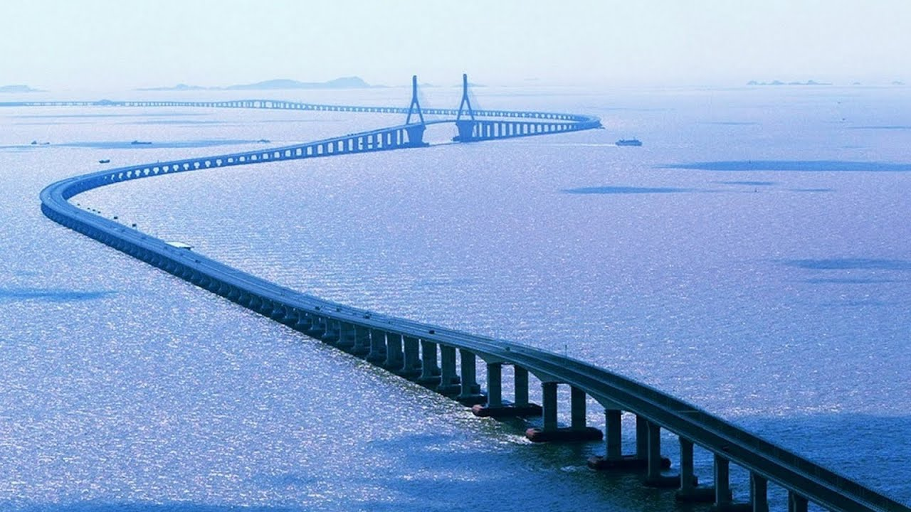 Top Most Longest Bridges In Asia YouTube - Top five longest rivers in the world