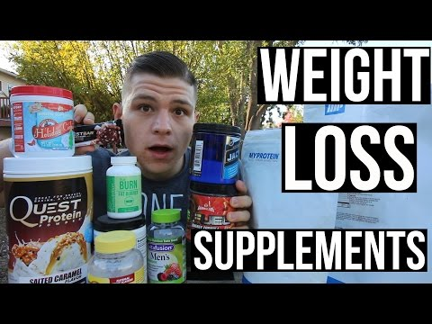 Supplements for WEIGHT LOSS (Good, Bad, & WORTHLESS)
