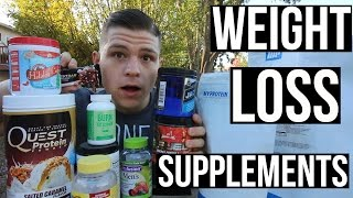 Weight Loss Supplements - Supplements for WEIGHT LOSS (Good, Bad, & WORTHLESS)
