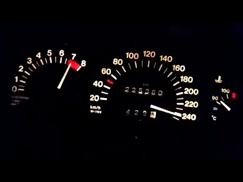 Opel Kadett E WKT 900hp Extreme Fast Acceleration