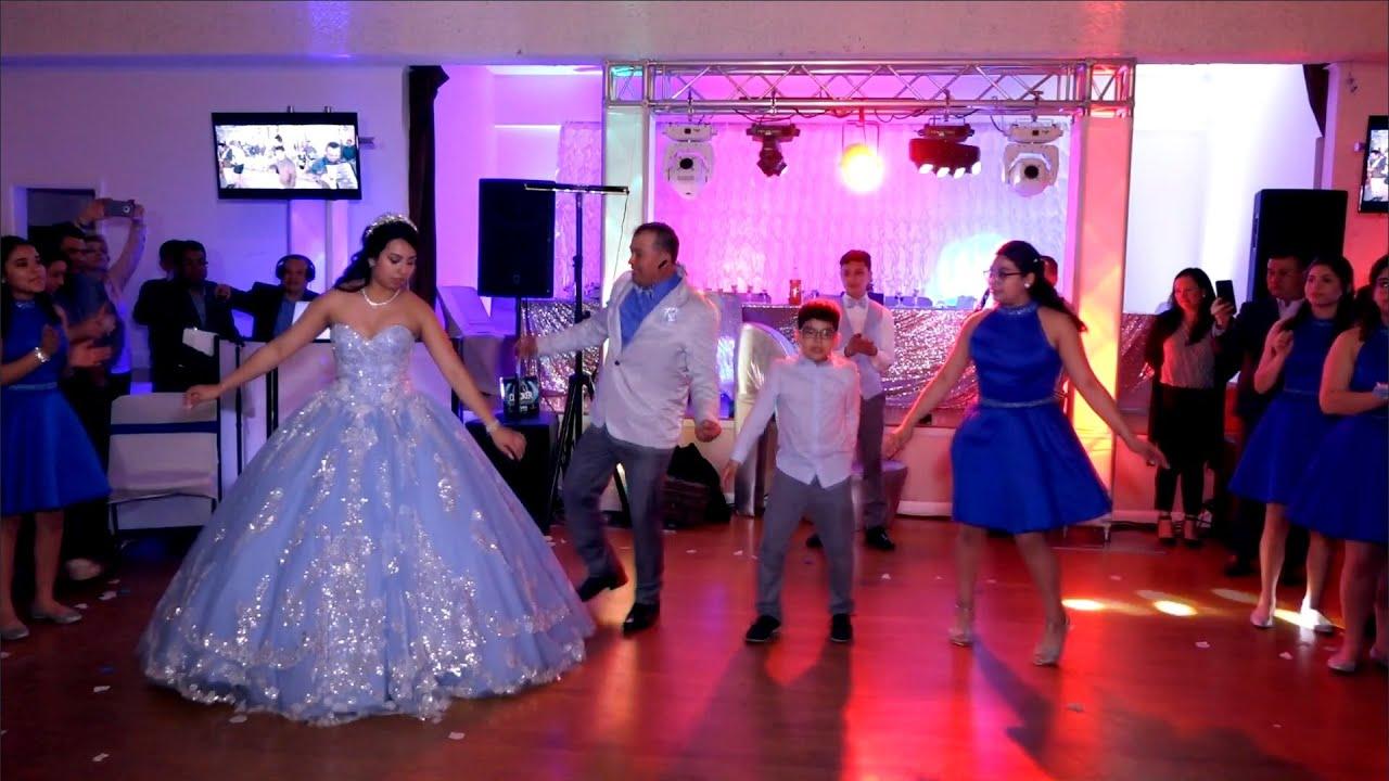 Divertido Baile Familiar