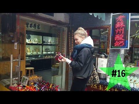 PLEUNI KOOPT EZEL #16 Reisvlog Suzhou