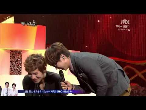 Lee Seok Hoon (이석훈), K. Will & Yang Hee Eun - Interview (121103)