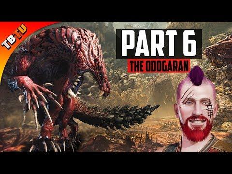 ❗ Monster Hunter World | Part 6 - HUNTING ODOGARAN! | Full Gameplay Walkthrough [PS4 Pro]