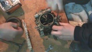 Чистка карбюратора к 126Г