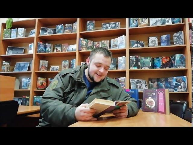 Изображение предпросмотра прочтения – НиколайМарков читает отрывок изпроизведения «Обломов» И.А.Гончарова