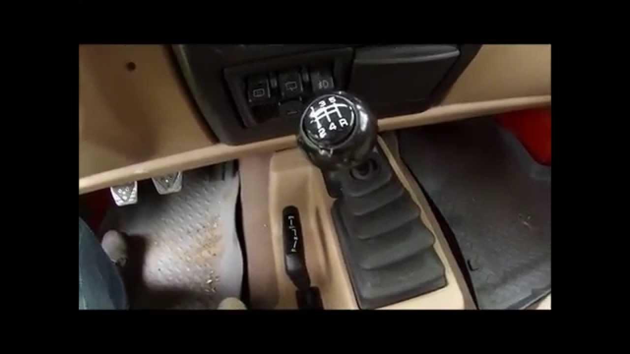 Jeep Wrangler Tj Shift Knob Removal Youtube