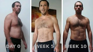Nico Bimmer - 15 weeks Freeletics Transformation