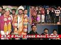 Nandamuri Balakrishna at Kannada movie Mass Leader Audio Launch Event photos | Shiva Raj Kumar