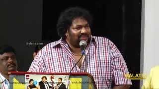 MGR Sivaji Rajini Kamal Press Meet | Galatta Tamil