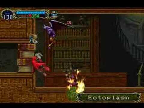 Let's Play Castlevania: SotN #10 - Soul Of Bat