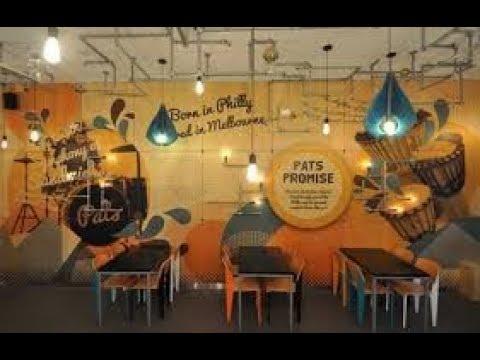 Desain Cafe Lesehan Cantik Dan Romantis