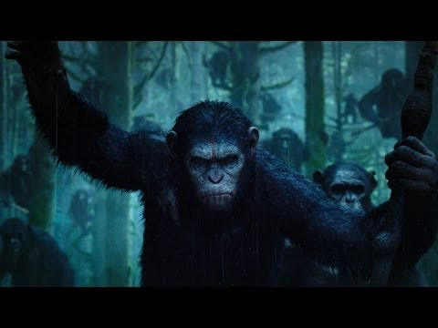 'Dawn of the Planet of the Apes' Trailer